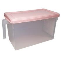باکس نگهدارنده و نظم دهنده یخچال مدل مرسه