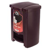 سطل زباله پدالی یزدگل مدل 511 گنجایش 5 لیتر