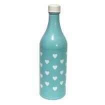 بطری آب هومیلا مدل کلاسیک قلبی