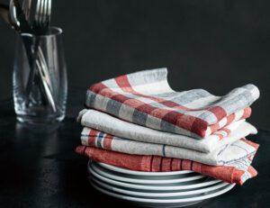 خرید دستمال و پارچه آشپزخانه